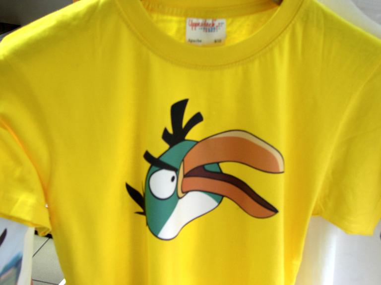 Koszulka kolor jednostronna